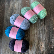 Yum Yum Merino Wool Yarn Bundle - PYO 10 BALLS