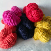 Yum Yum Merino Wool Yarn Bundle - PYO 5 HANKS
