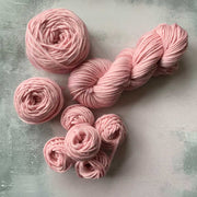 Yum Yum Yarn Merino Wool - Blush