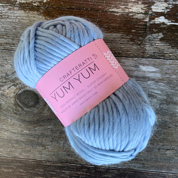 Yum Yum Yarn Merino Wool - Dreamboat