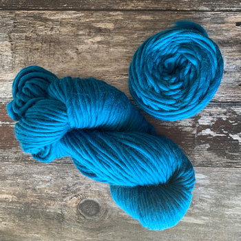 Yum Yum Yarn Merino Wool - Kingfisher