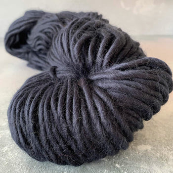 Maxi Merino Wool Yarn 1kg + Midnight