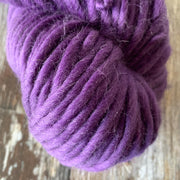Yum Yum Yarn Merino Wool - Purple Rain