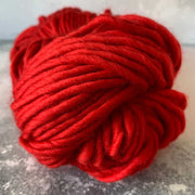 Yum Yum Yarn Merino Wool - Red Lippy
