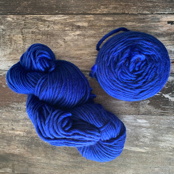 Yum Yum Yarn Merino Wool - True Blue