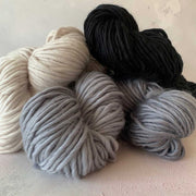 Yum Yum Yarn Merino Wool - Chalk