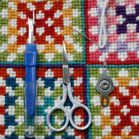 2 Cross Stitch Tapestry Needles - Size 18
