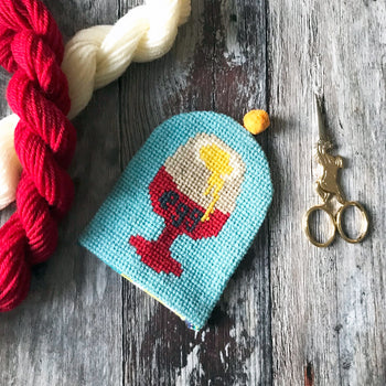 Runny Egg Cosy Cross Stitch Mini Kit