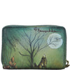 1110 Western Wolf Credit & Business Card Holder - Ceiba Imports