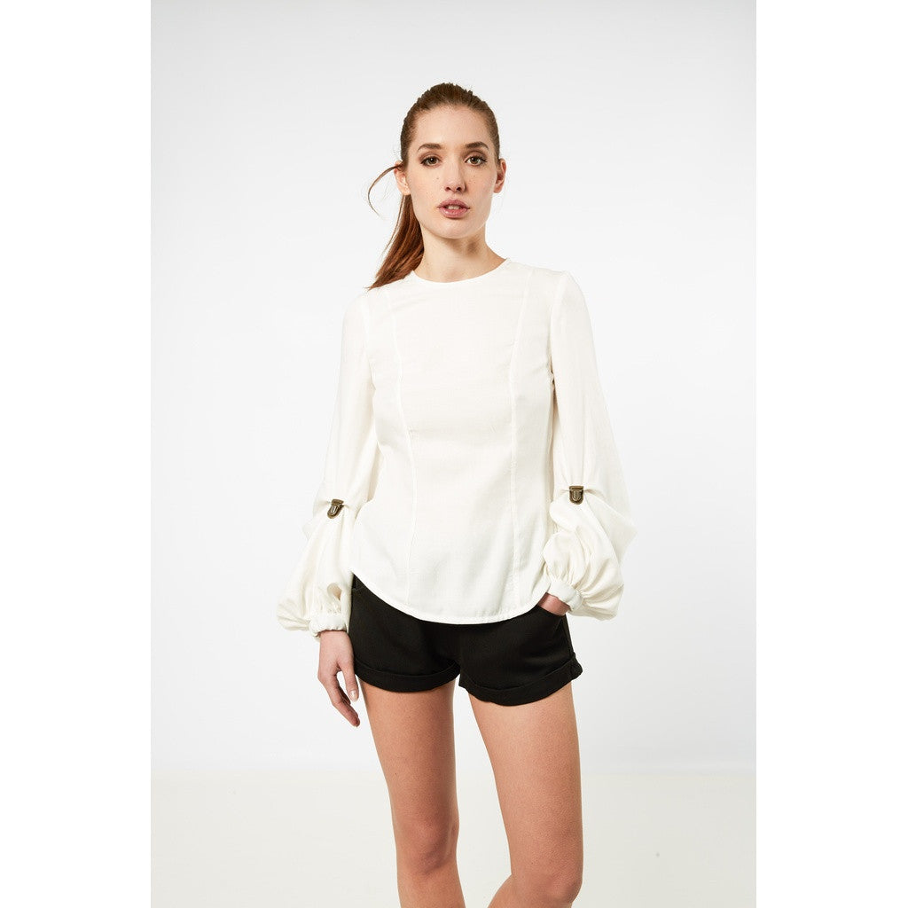 Bell Sleeve Blouse - Ceiba Imports