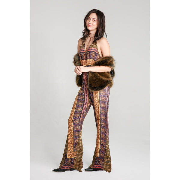 ON THE HORIZON JUMPSUIT - Ceiba Imports