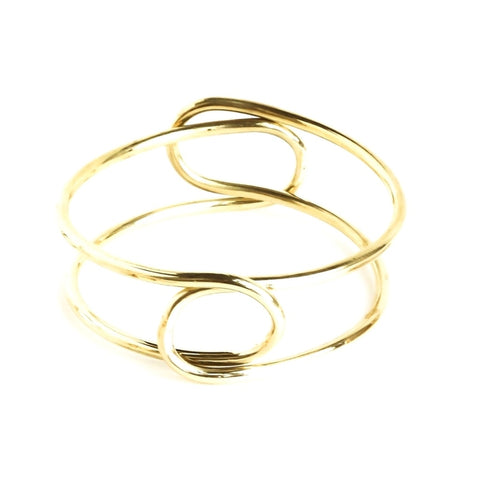 Disconnected bangle