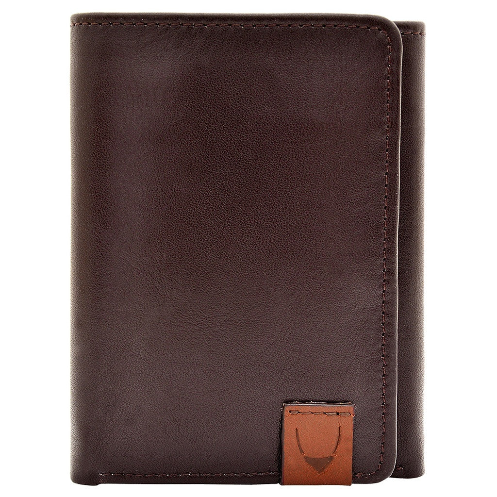Trifold Leather Wallet - Ceiba Imports