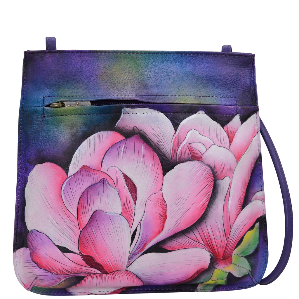 Pink Floral Cross Body - Ceiba Imports