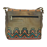 585 Zip Around Organizer Satchel - Ceiba Imports