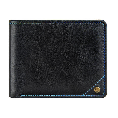 Angle Stitch Slim Wallet