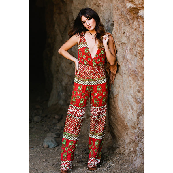 Remington Jumpsuit - Ceiba Imports