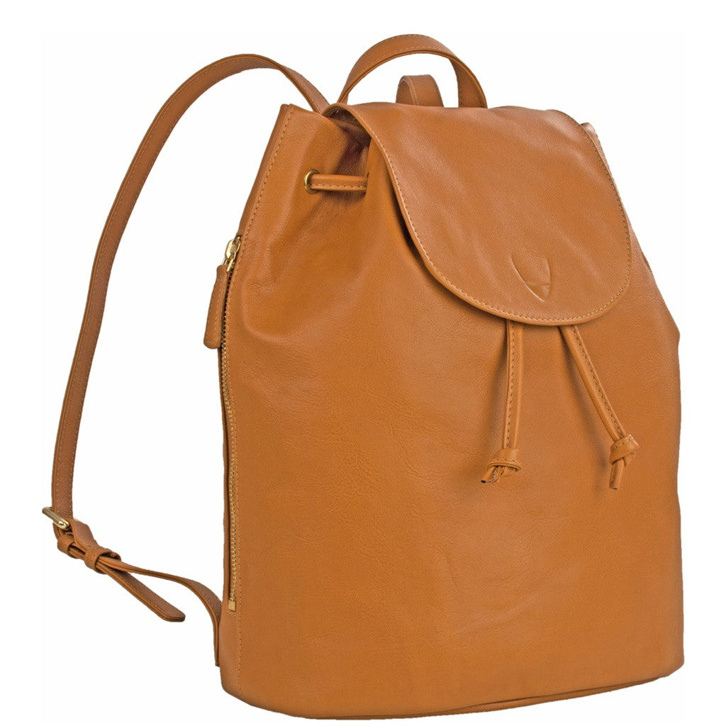 Leah Leather Backpack - Ceiba Imports