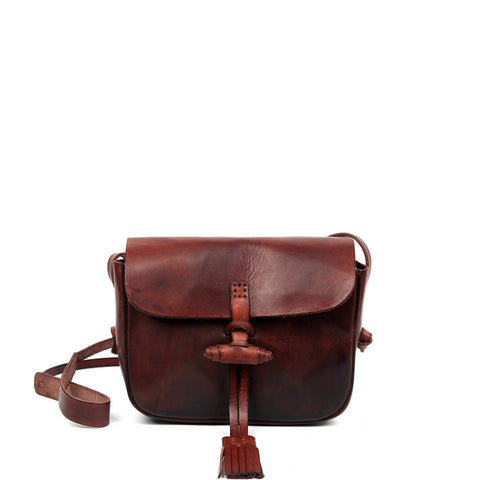 Sierra Leather Crossbody