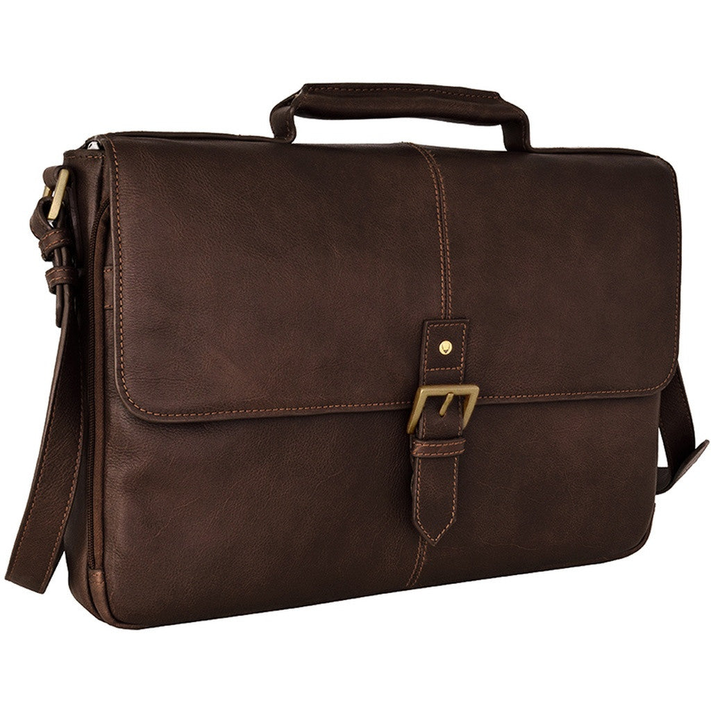 Hidesign Charles Laptop Briefcase  Bag - Ceiba Imports