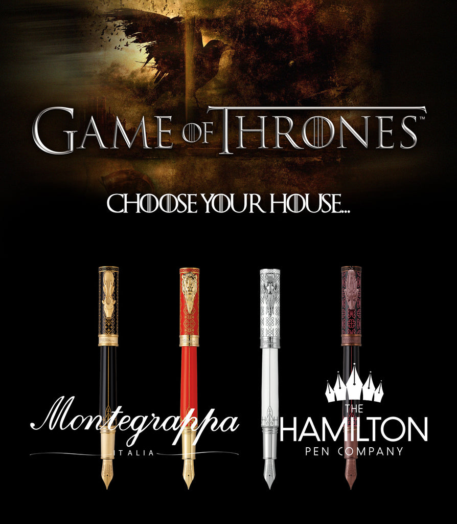 Game of Thrones: From Ice and Fire to Pen and Paper.