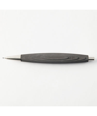22 Design Concrete Mechanical Pencil - Dark Grey