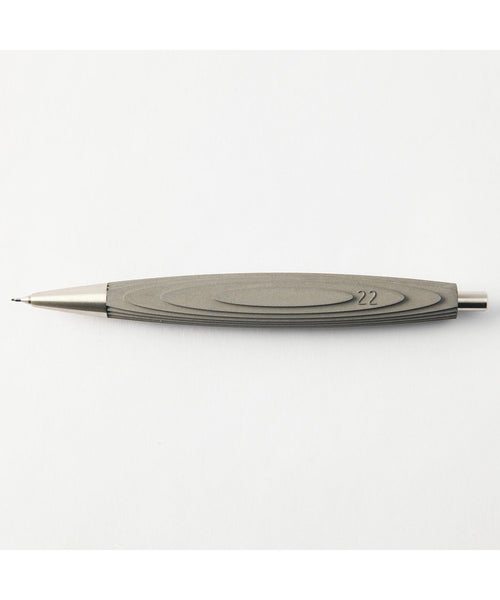 22 Design Contour Mechanical Pencil - Original Grey