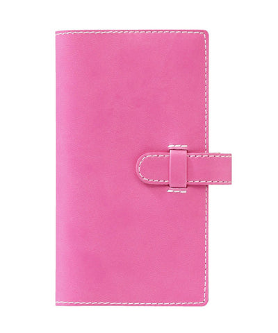 Castelli Arles Pocket Ruled Notebook - Pink