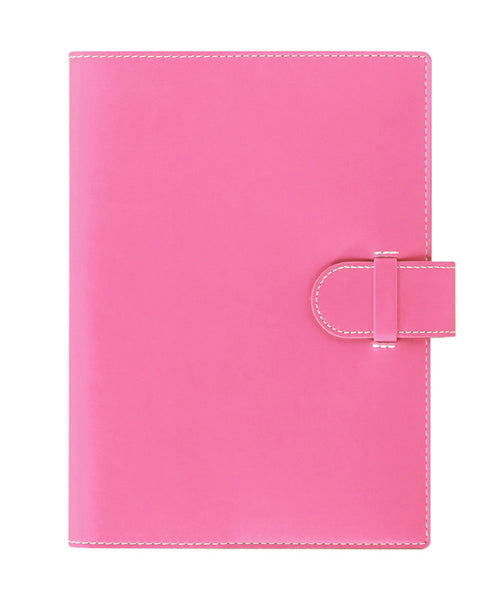 Castelli Arles A5 Ruled Notebook - Pink