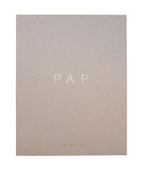 PAP A5 Replacement Notebook - Plain Ivory