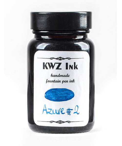 KWZ Standard Fountain Pen Ink - Azure No.2