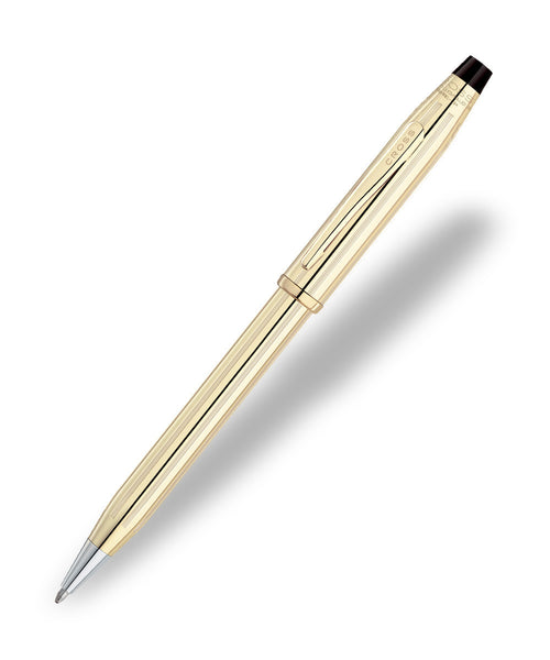 Cross Century II Ballpoint Pen - 10ct Gold Filled/Rolled Gold