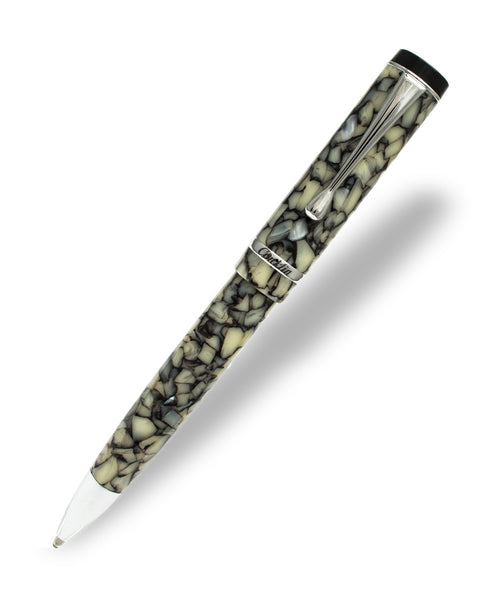 Conklin Duragraph Ballpoint Pen - Cracked Ice