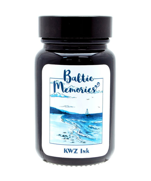 KWZ Standard Fountain Pen Ink - Baltic Memories