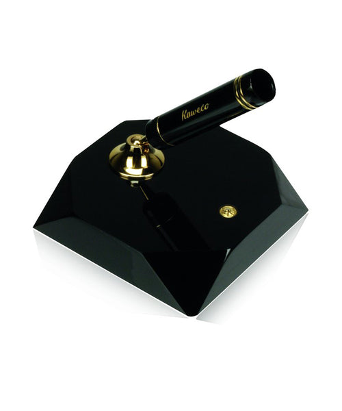 Kaweco Dia Pen Stand - Black/Gold