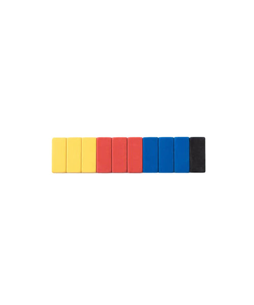 Blackwing Pencil Erasers - 155 Bauhaus Limited Edition