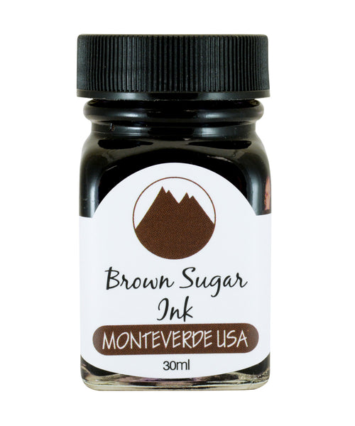 Monteverde Core Collection Ink (30ml) - Brown Sugar