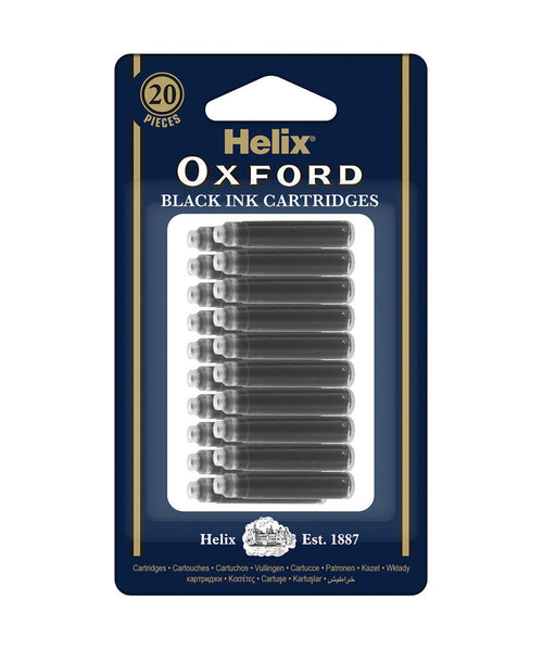 Helix Oxford Ink Cartridges - Various Colours