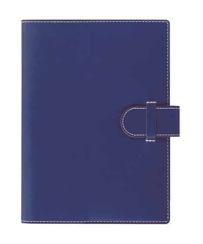 Castelli Arles A5 Ruled Notebook - China Blue