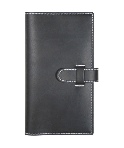 Castelli Arles Pocket Ruled Notebook - Graphite