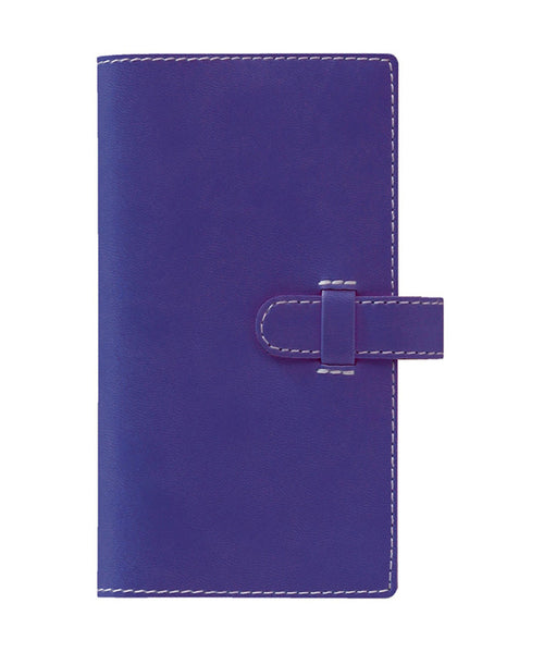 Castelli Arles Pocket Ruled Notebook - Indigo Blue