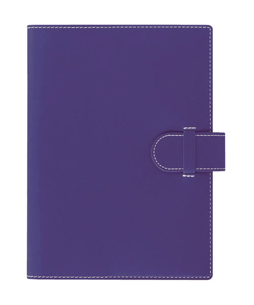 Castelli Arles A5 Ruled Notebook - Indigo Blue