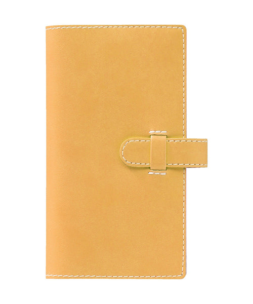 Castelli Arles Pocket Ruled Notebook - Orange