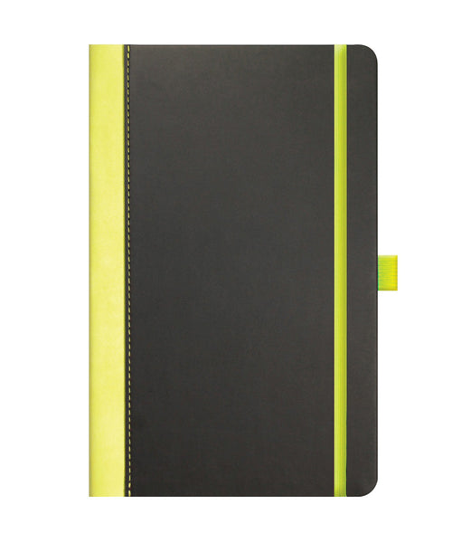 Castelli Contrast Medium Notebook - Green