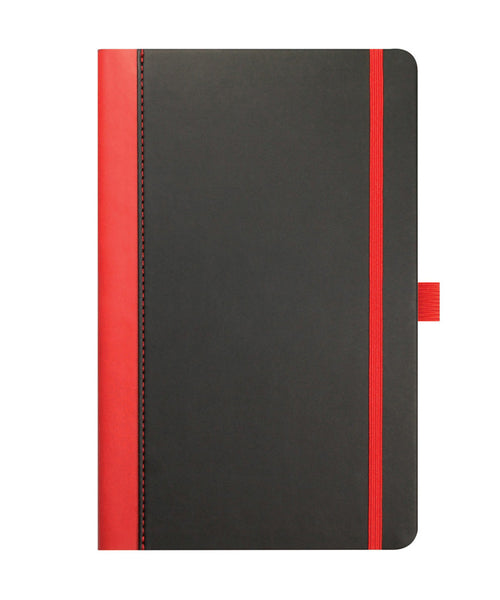 Castelli Contrast Medium Notebook - Red