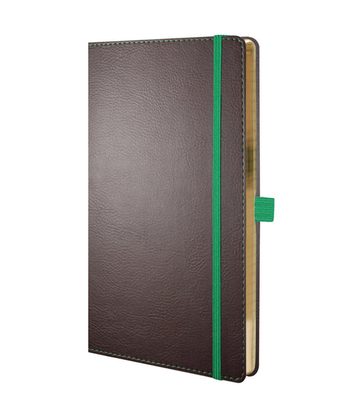Castelli Phoenix Medium Notebook - Green