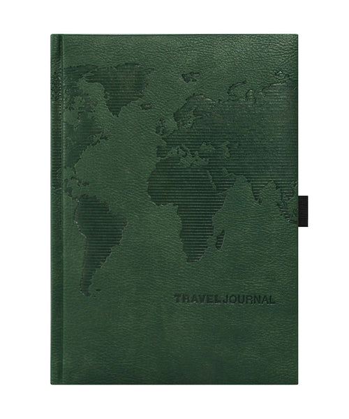 Castelli Travel Journal - Pearl Green