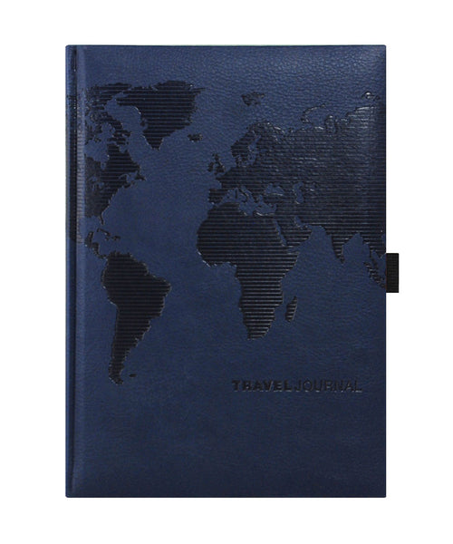 Castelli Travel Journal - Royal Blue