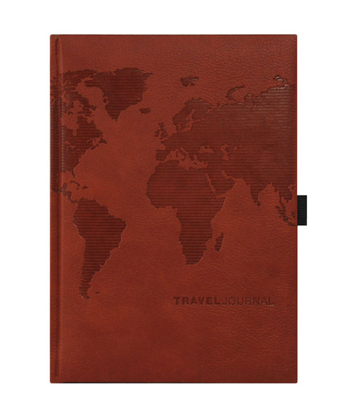 Castelli Travel Journal - Tan