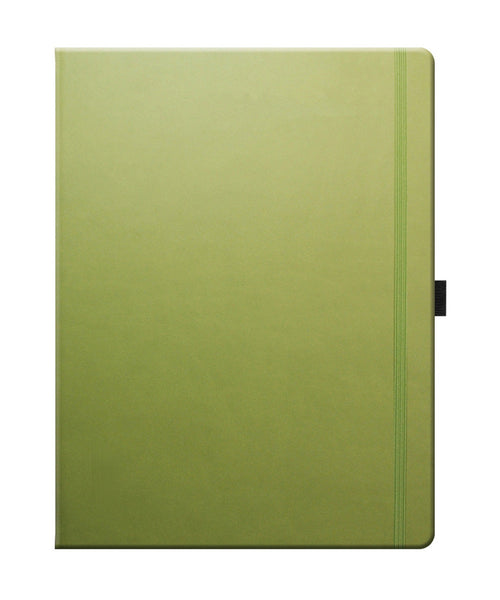Castelli Tucson Large Ruled Notebook - Bright Green
